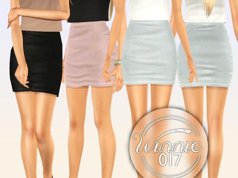 Симс 3 моды на юбки