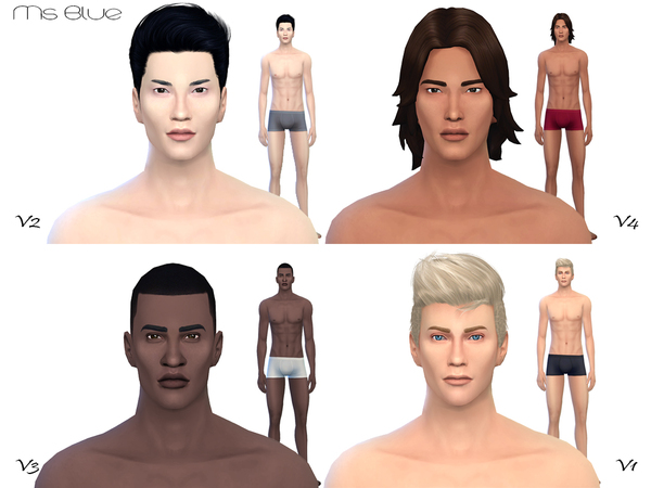 Sims nackt skin picture 65