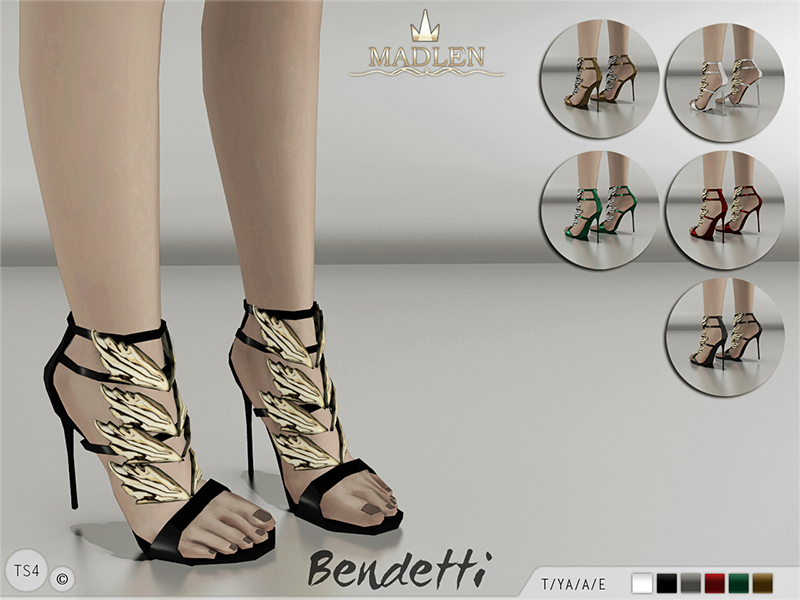 Mj95 S Madlen Bendetti Shoes