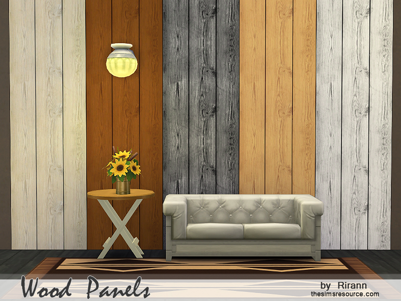 Rirann S Wood Panels