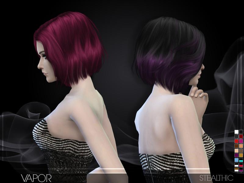 Stealthic Vapor Female Hair