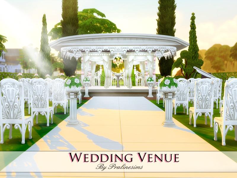 Pralinesims Wedding Venue