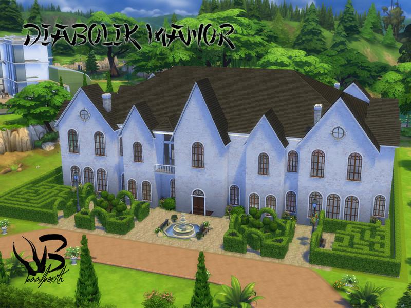 Baalberith Chan S Diabolik Manor