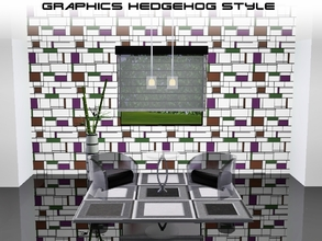 Sims 3 — Graphics Hedgehog style by Prickly_Hedgehog —