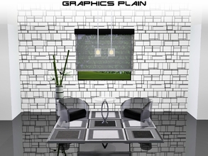 Sims 3 — Graphics plain by Prickly_Hedgehog —