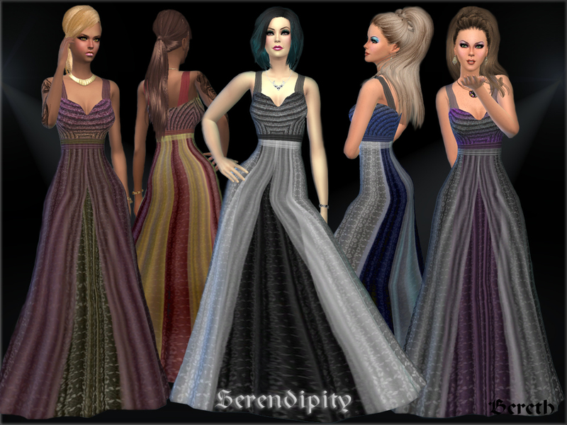 Bereth\'s Serendipity (Formal Gown)