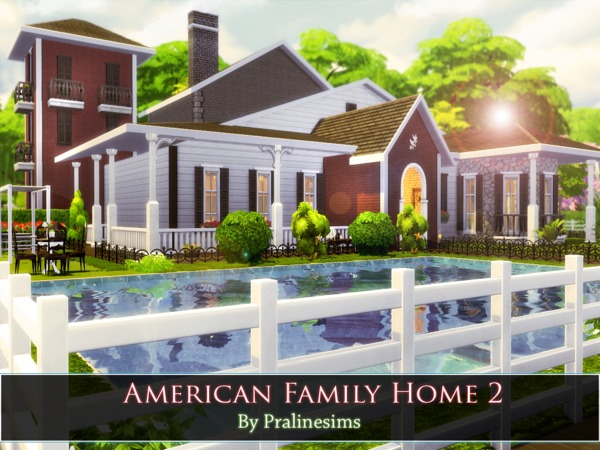 Tsr archive 39 s american family home 2 for American family homes