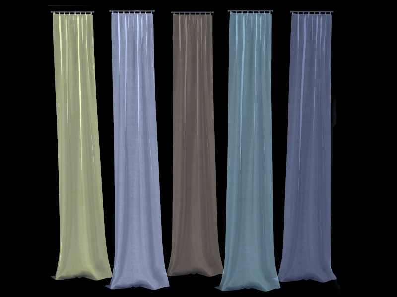 Shinokcr S Under The Stairs Curtain Sheer 2 Story Right