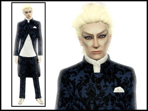 Sims 3 — Jareth The Goblin King - Labyrinth by Witchbadger — Jareth The Goblin King - Labyrinth Young Adult Fairy Like's: