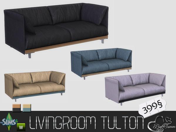 Buffsumm S Livingroom Tulton Loveseat