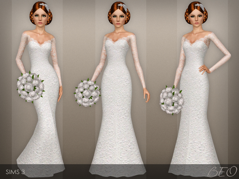 BEO's Wedding Dress 40