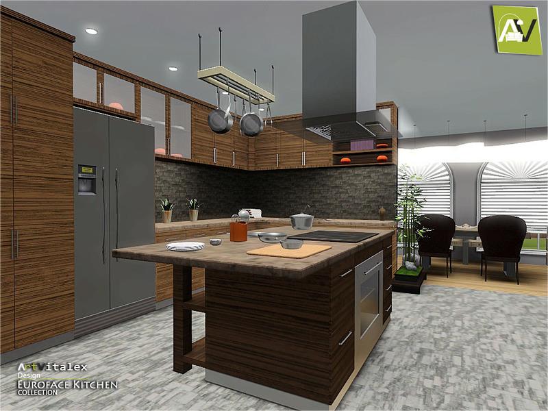 Artvitalex 39 S Euroface Kitchen
