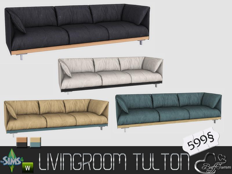 Buffsumm S Livingroom Tulton Sofa