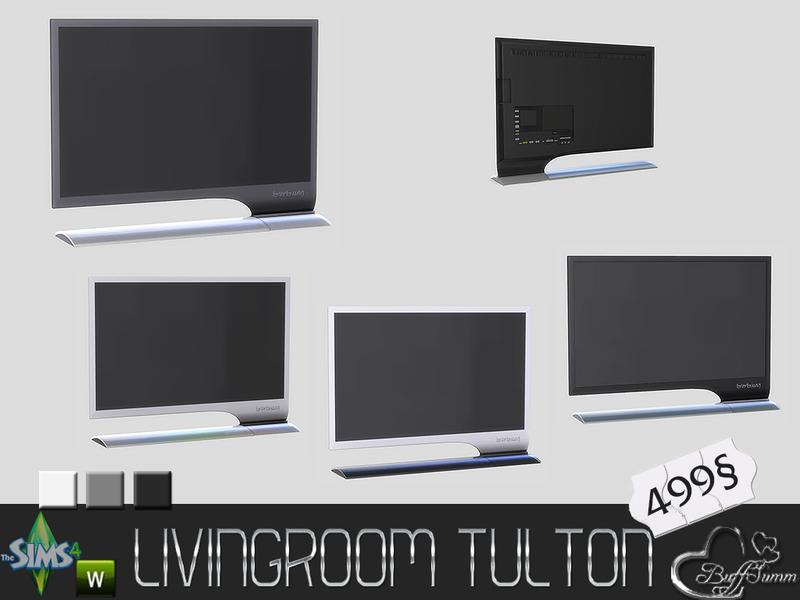 Buffsumm S Livingroom Tulton Tv