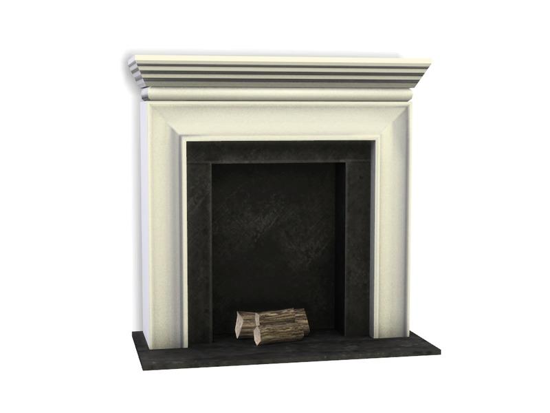 sim_man123's Acadia Fireplace