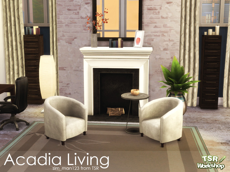 Acadia Living Room
