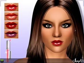 Sims 3 — S3 Super Lustrous Gloss by Margeh-75 — -a beautiful shiny lustrous gloss for your sim ladies, keep your sim