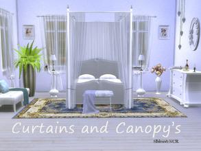 001cbe17ebf73 Sims 4 Sets - 'curtains'