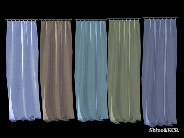 Shinokcr s curtains and canopy s - Shinokcr S Curtains And Canopy S Curtain Sheer Left