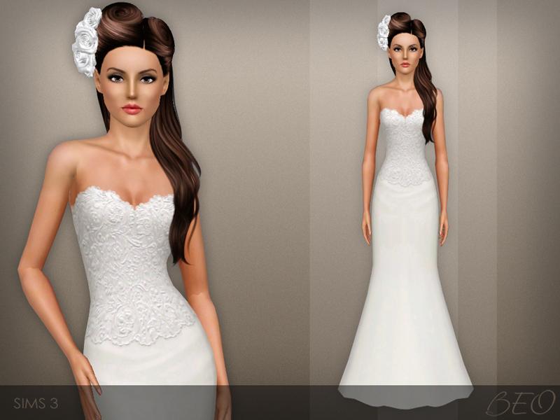 Wedding dress 42
