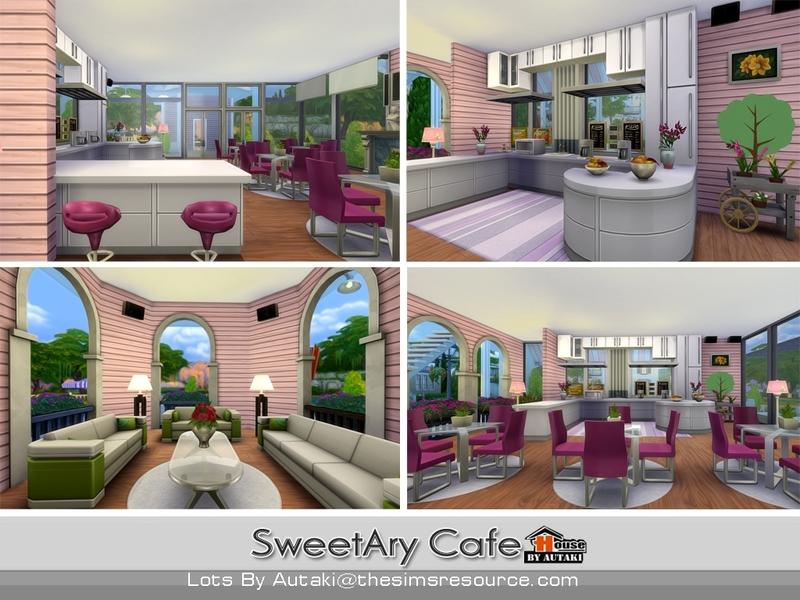 autaki's SweetAry Cafe