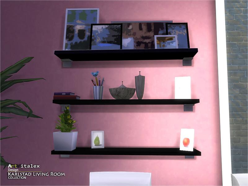 ArtVitalex\'s Karlstad Living Room