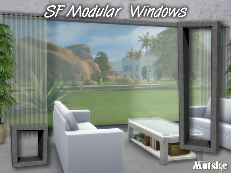 Mutske S Sf Modular Windowset