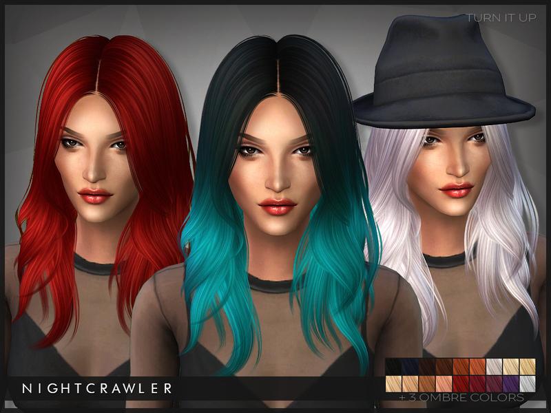Nightcrawler Sims Nightcrawler Turn It Up