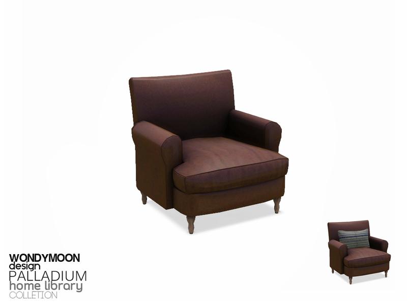 wondymoon's Palladium Living Chair