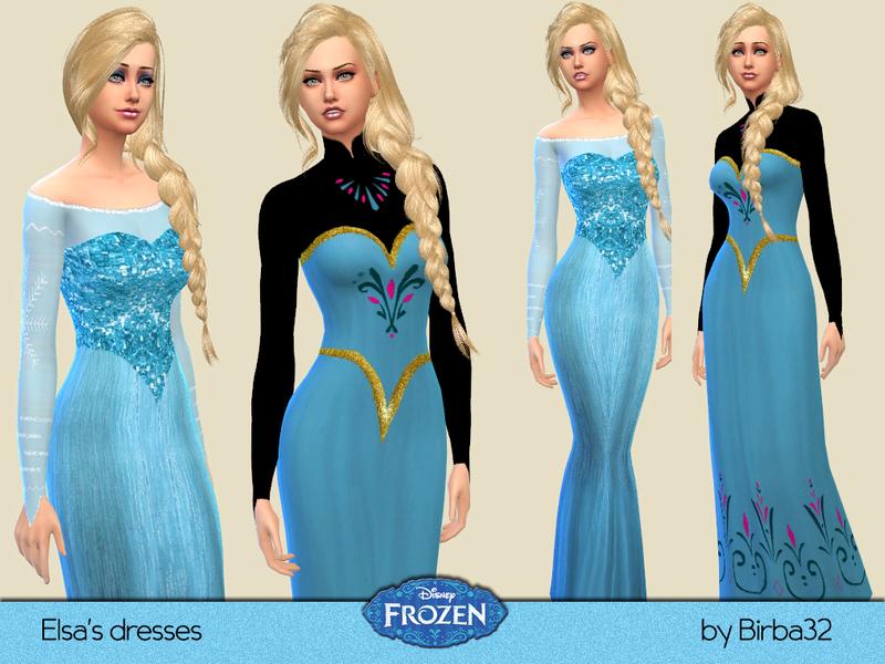 Birba32 S Frozen Elsa S Dresses