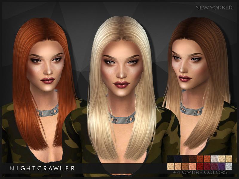 Nightcrawler Sims Nightcrawler Newyorker