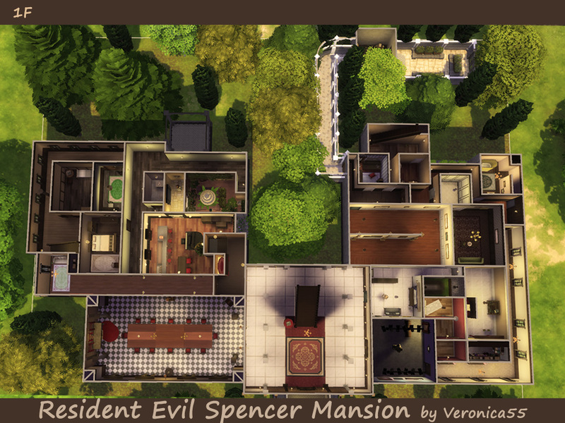 1290820 on Small Castle House Floor Plans