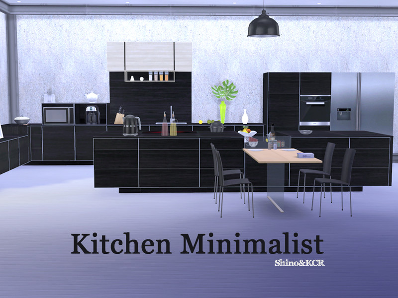 ShinoKCRs Kitchen Minimalist