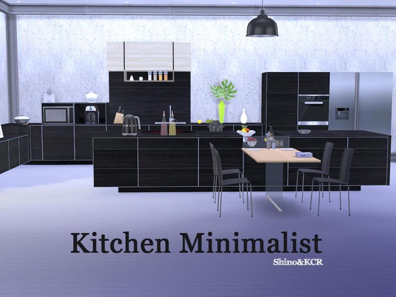 Shinokcr S Kitchen Minimalist