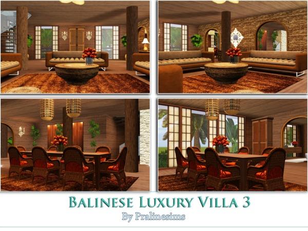 Pralinesims Balinese Luxury Villa 3