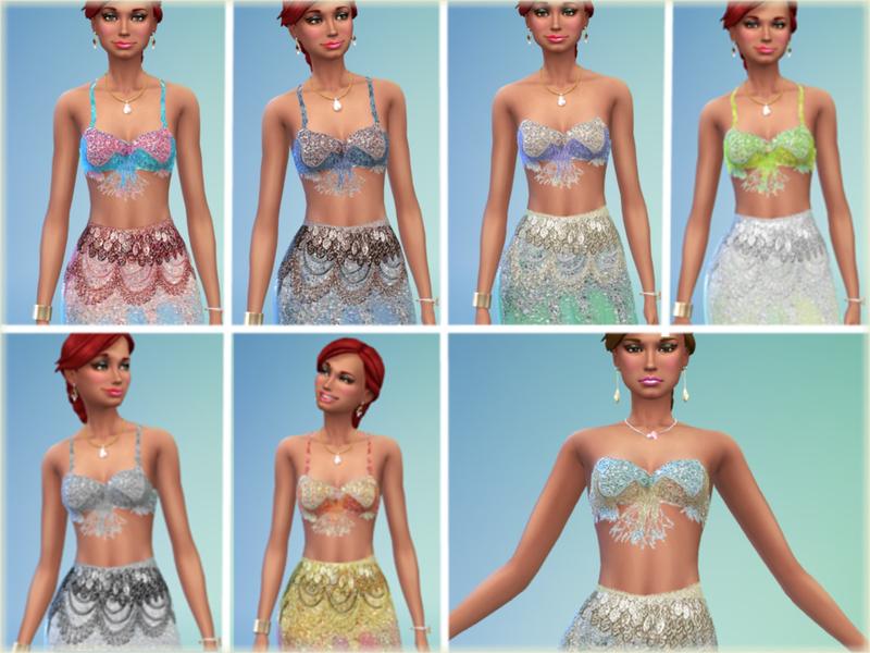 alin2\'s Exotic Dancer Clothes