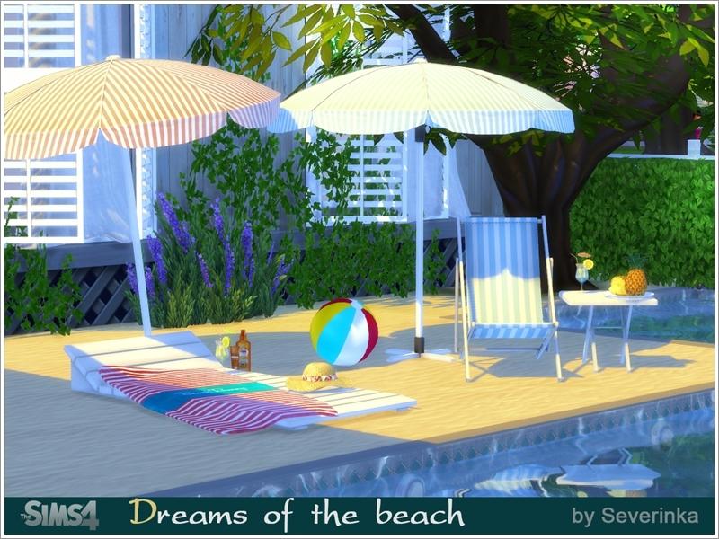 Severinka S Dreams Of The Beach