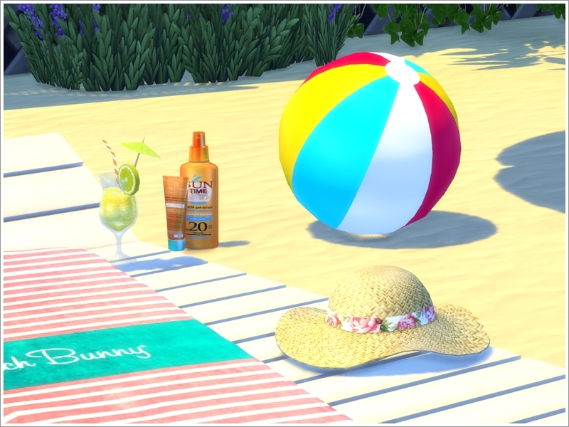 Severinka 39 s dreams of the beach for Pool designs sims 4