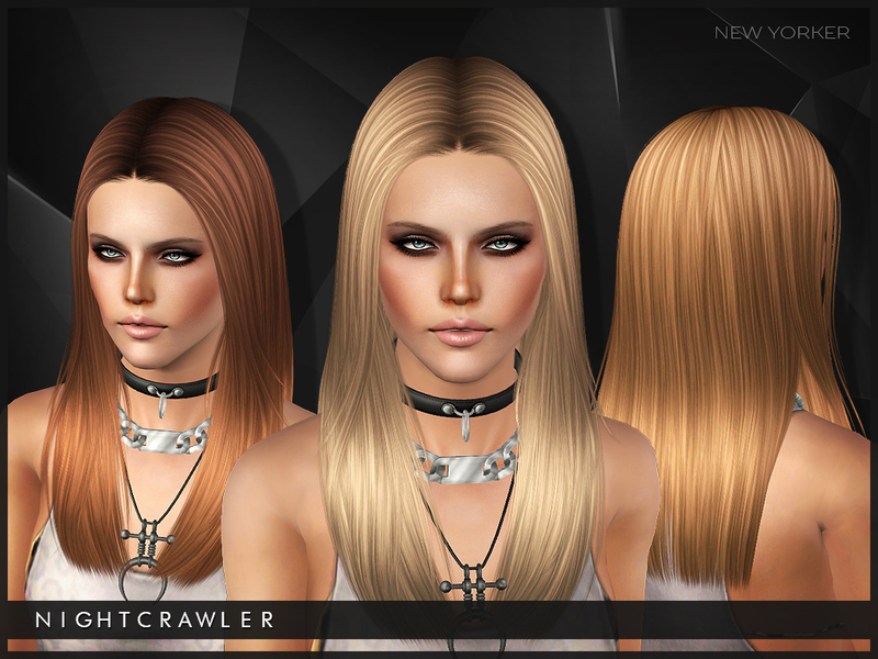 Admirable Nightcrawler Sims39 Nightcrawler Newyorker Short Hairstyles For Black Women Fulllsitofus