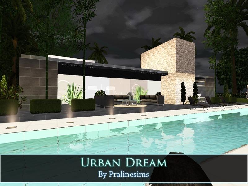 Pralinesims' Urban Dream