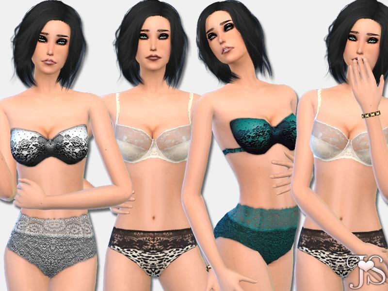 Dessous sims 4 [Sims 4]