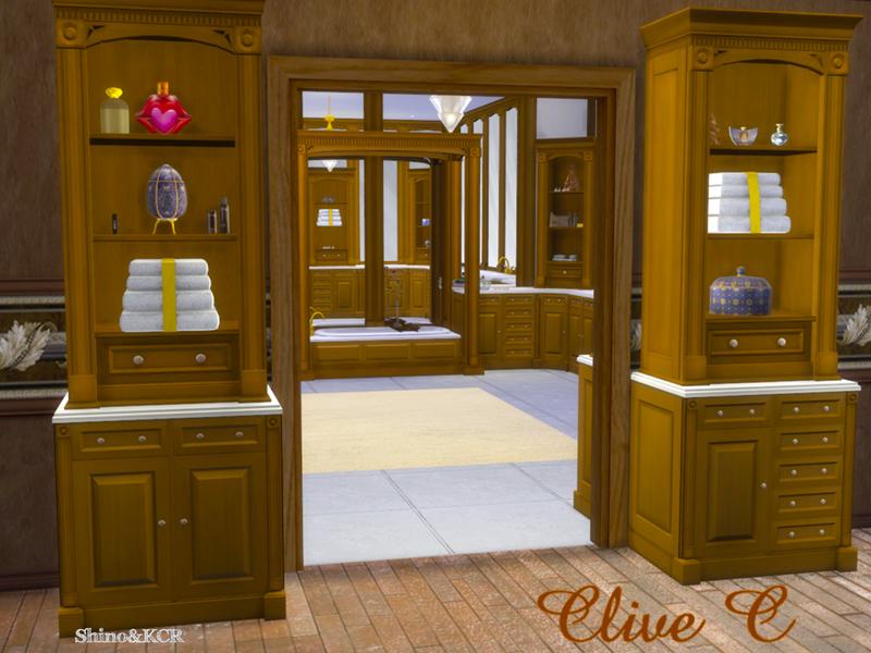 Shinokcr S Bathroom Clive