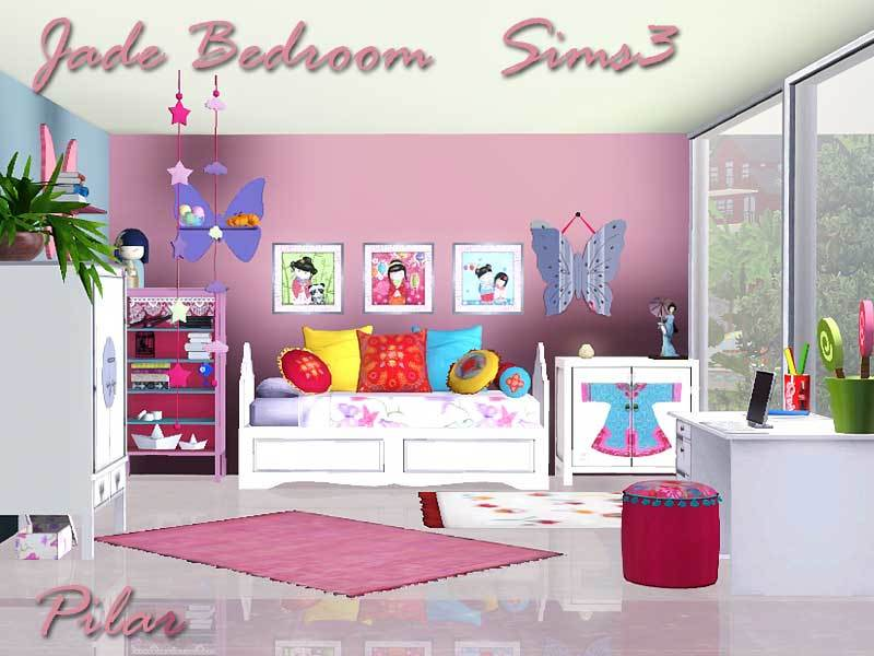 Pilar\'s Jade Bedroom