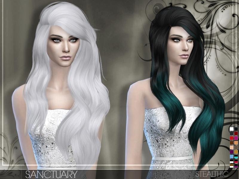 Stealthic Sanctuary Female Hair