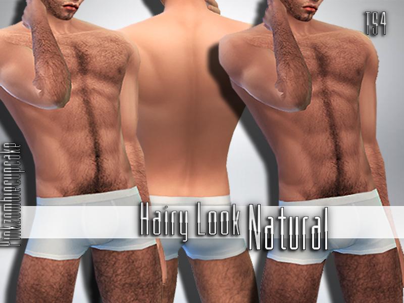 Hairy Skin 6