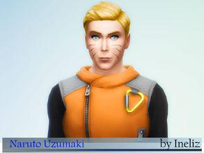 Sasuke Hair Sims 4 Sims 4 Downloads Naruto