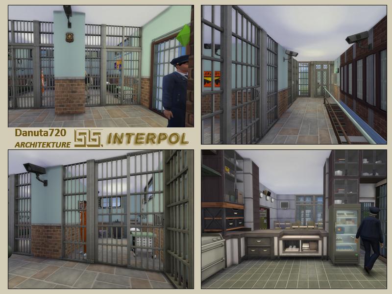 Danuta720 S Interpol Police Station