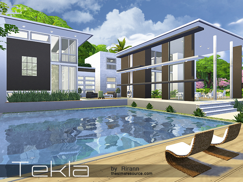 Rirann 39 s tekla for Pool design sims 3