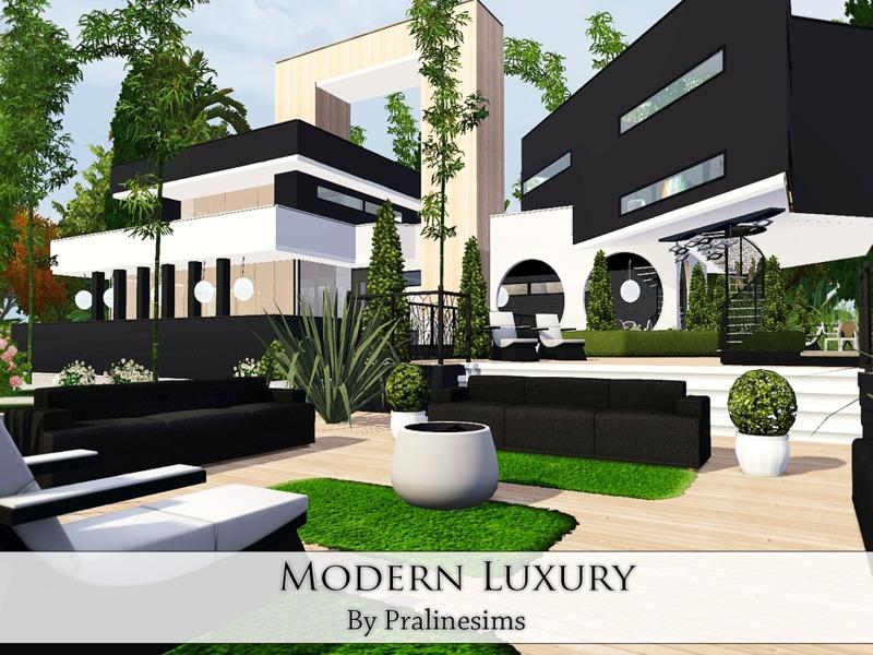 pralinesims modern luxury
