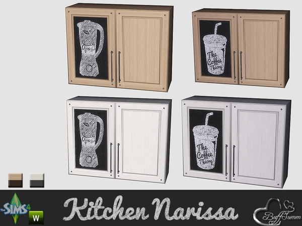 how to make cabinets in sims 4